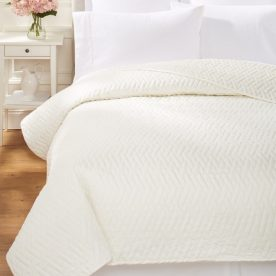 RASO+QUILTED+IVORY